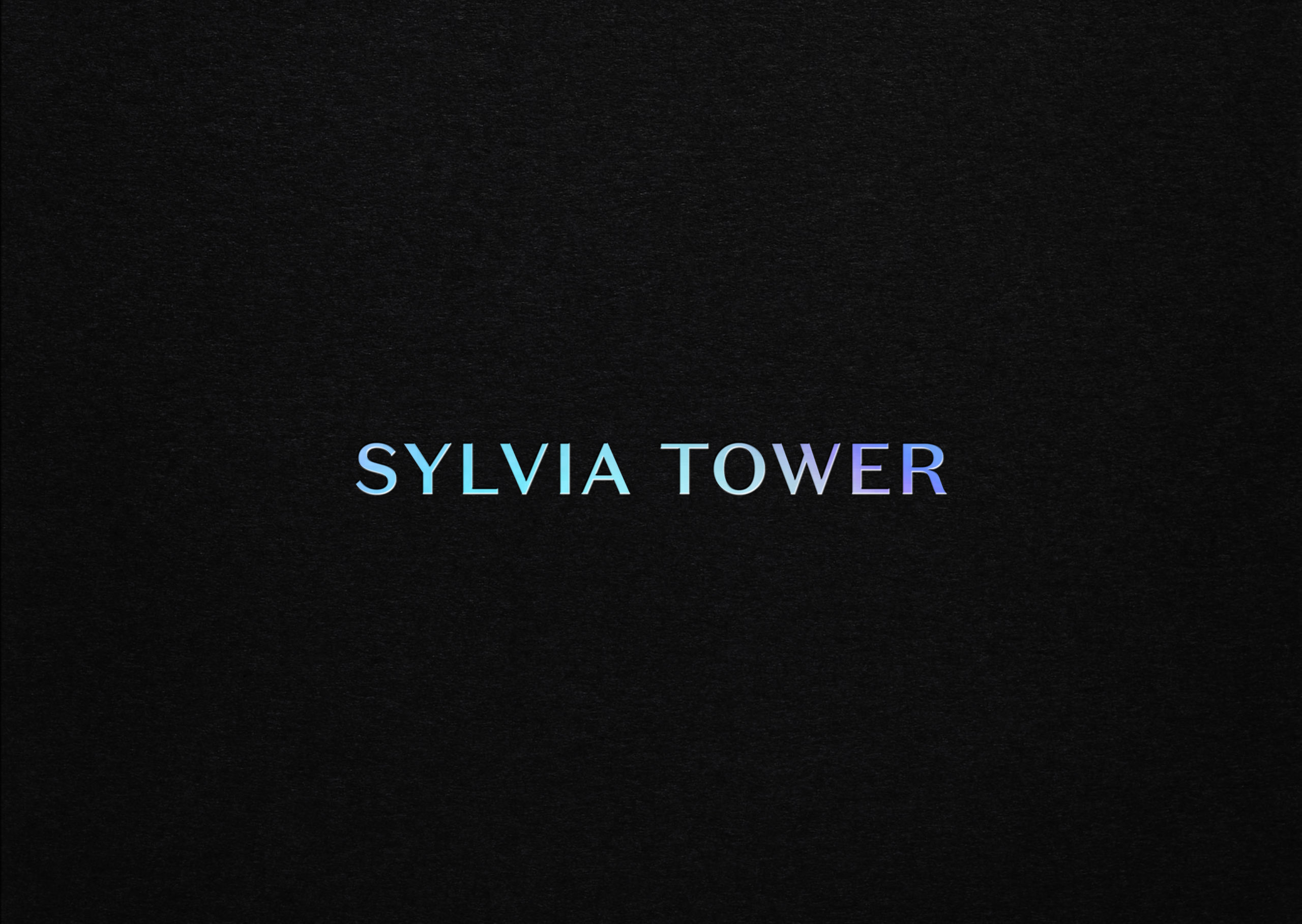 Kiwi Property – Sylvia Tower branding their new commercial development, Logo brand